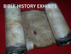 Bible History Exhibit Opens in Lancaster County
