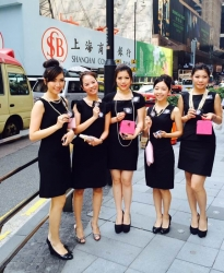 Blogger and HR Expert Sonia So Launched Talents PlanNet, a Recruitment Firm Today in Hong Kong