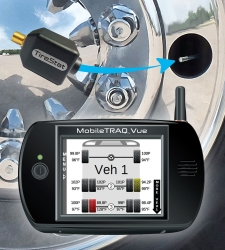 Mobile Awareness Announces MobileTRAQ Vue Integrated with TireStat TPMS