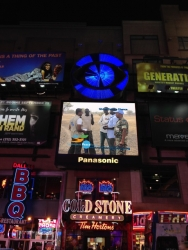 Minneapolis Based Nonviolent Peaceforce Hits Times Square
