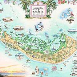 "Xplorer Maps Announces the Release of ""Sanibel-Captiva Island"""