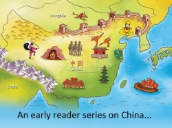 """New Early-Reader Series Reveals Secrets of Mysterious Nation in """"Let's Go to China!"""" by Tommy Tong"""