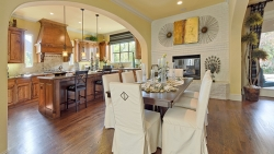 Darling Homes' Star Creek in Allen Welcomes Fall with Final Phase of Homes