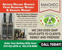 The Argenta Market Launches Buy Local Campaign, Providing New Services, and Hosting Its Holiday Open House December 14th