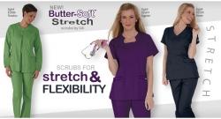 Uniform Advantage Launches Butter-Soft Stretch