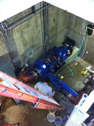 Rentricity Partners with Cornell Pump Company to Supply NSF Certified Turbines for In-Pipe Hydro Energy Recovery