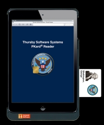 Thursby Delivers iPad Mini Secure Mobility CAC/PIV Sled Bundle for Christmas