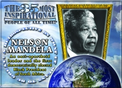 Nelson Mandela Named One of the