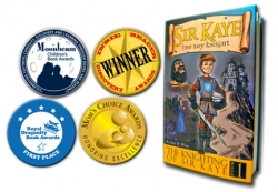 A Multi Award-Winning Chapter Book Filled with Adventure and Heart