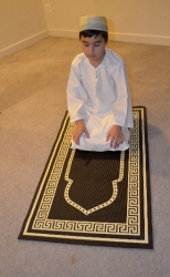 Sajda Salah Mats Continue to Increase in Demand