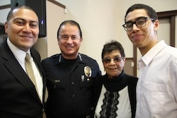 Chief of Police Invites California Gubernatorial Candidate Dr. Robert Ornelas to Santa Paula