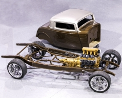 Crazy Diamond Performance Inc. Offers a Turn-Key Natural Gas Fueled Hot Rod