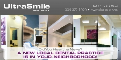Ultra Smile Dentistry is Warmly Welcomed in Downtown Miami
