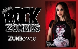 New Horror Brand Launches — Where Classic Rock Meets Zombies