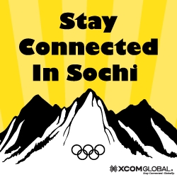 XCom Global to Provide Olympics-Bound Travelers with Affordable High-Speed Internet Connectivity