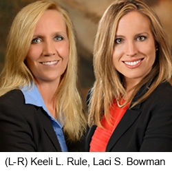 Godwin Lewis PC Attorneys Keeli Rule and Laci Bowman Earn Board Certification in Family Law