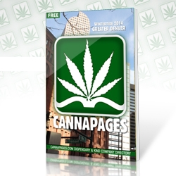 Cannapages Publishes World's First Phone Book of Legal & Regulated Cannabis Shops in Colorado