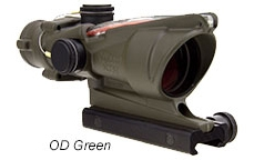Trijicon Offers Cerakote� Finish on Select ACOG�, Reflex and RMR� Models for 2014