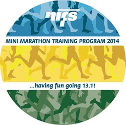 National Institute for Fitness and Sport (NIFS) Mini Marathon Training Program: Having Fun Going Thirteen Point One