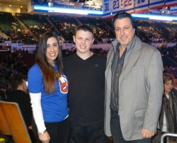 The Cassata Family Foundation Teams Up with the NY Islanders & Make-a-Wish Foundation Help a Child Get His Wish to Go to Jamaica