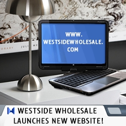 Westside Wholesale Launches New Website