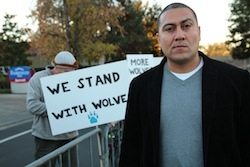Stand with Wolves Featuring 2014 Governor Candidate Dr. Robert Ornelas