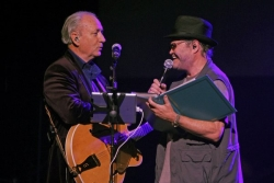 Mike Nesmith Joins Micky Dolenz for His First Monkees Convention March 2014