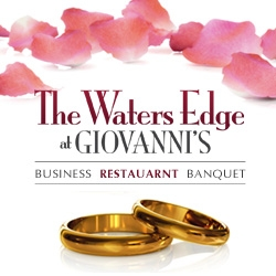 Fourth Annual Valentine's Vow Renewal and Wedding Celebration: Hosted by the Waters Edge at Giovanni's