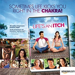 Sometimes Life Kicks You Right in the Chakras –