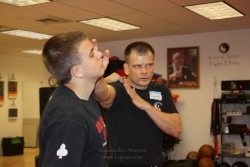 Kaju AZ Hosts Free Self Defense Clinics for Public on Saturday, February 1st