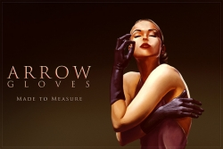 Arrow Gloves, LLC Announces Launch of Web Platform for Made-to-Measure Dress Gloves