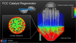 CPFD Software, LLC, Partners with CEI, Inc. to Deliver Interactive CFD Post Processing and Visualization for Virtual Reactors