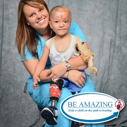 Shriners Hospitals for Children - Houston and Galveston Partner with Amazing Spaces� for Personal Items Collection