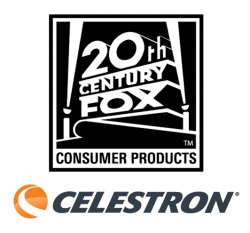 Celestron(R) and Twentieth Century Fox Consumer Products Partner to Reveal Revolutionary Line of Telescopes and Optical Products