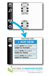 Mobile Awareness Announces First TPMS Software Upgrade: Truck/Trailer Exchange via Touch Screen