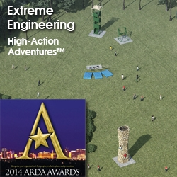 Extreme Engineering Has Been Nominated as an ARDA Awards Finalist