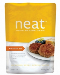 Neat™ Foods Introduces Breakfast Sausage Mix