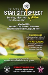 Star City Select Presents 1st Annual SCS Open