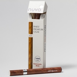 NuvoCig Releases an Innovative Electronic Cigar, Broadening Its Family of Vaping Products