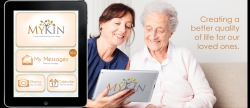 New Product: Secure Messaging, Chat, Video for Caregivers and Familes