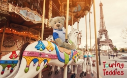 Touring Teddies, a New Kickstarter Campaign Introducing Children to Letters and Postcards