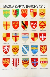 Royal Embroider Commissioned to Design and Embroider the Magna Carta for Its 800th Anniversary