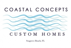 New Company – Coastal Concepts Custom Homes