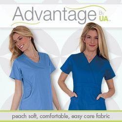 Uniform Advantage Launches Advantage by UA, a Fashion Forward Scrub Line