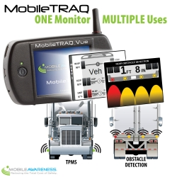 Mobile Awareness Announces First MobileTRAQ Hardware Upgrade: Obstacle Detection Backing System