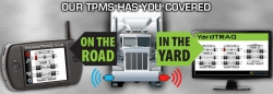Mobile Awareness Introduces YardTRAQ, Facility-Based Truck TPMS