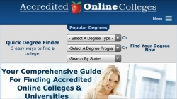 Accredited Online Colleges Website is Now Mobile-Friendly