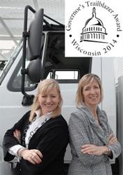 DUECO Inc. Recognized with Wisconsin Governor's Trailblazer Award