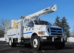 Odyne Systems, LLC to Showcase Early DOE Award Truck at 2014 EUFMC