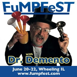 Dr. Demento to Appear at FuMPFest in Chicago
